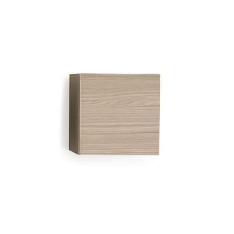 CS/6026-51 L Inbox Wood Square Wall Unit, Calligaris Italy