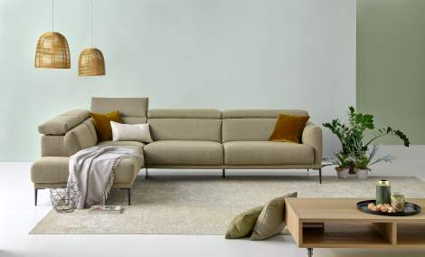 Kingston Sectional, ROM Belgium