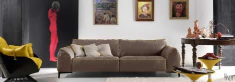 Kong Sofa, Gamma International Italy