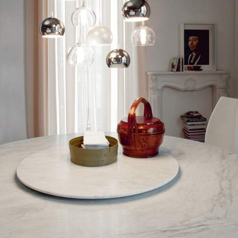 Lazy Susan Central Swivelling Tray, Cattelan Italia