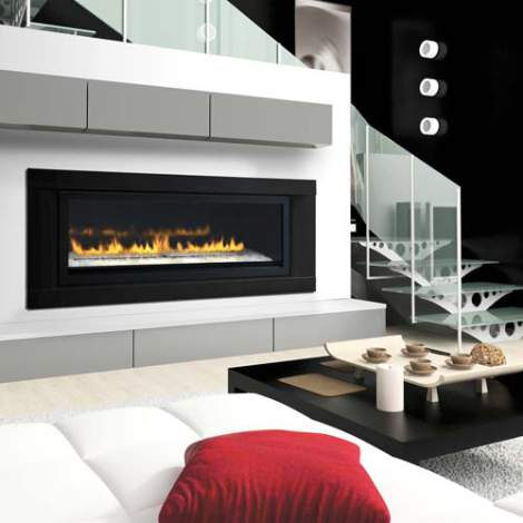 LHD50 Linear Fireplace by Napoleon