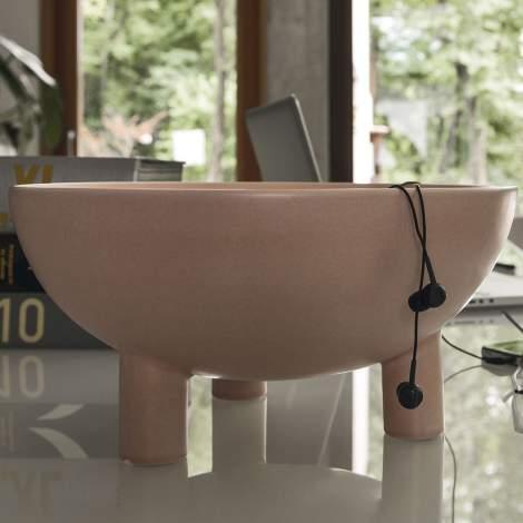 7171 Lift Ceramic Centerpiece, Calligaris Italy