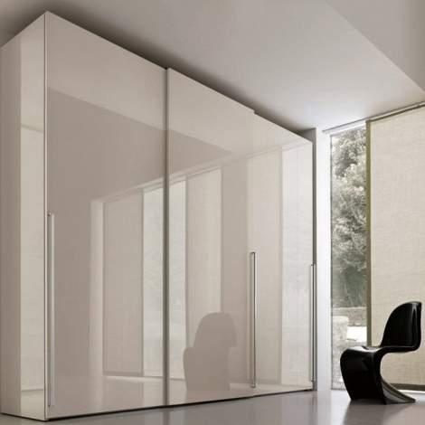 Liscia Sliding Doors Armoire, Tomasella Italy
