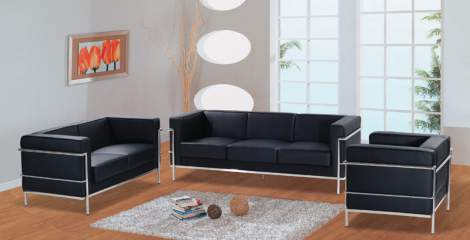 Fortuna Living Room Furniture Sofa Set
