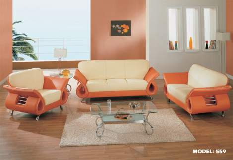 559 Living Room Furniture Sofa Set