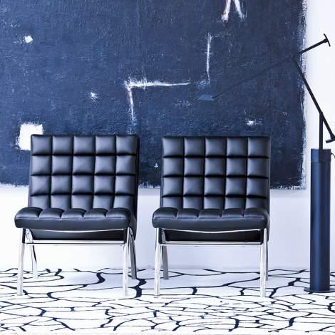 Marsiglia ATT Lounge Chair, Midj Italy