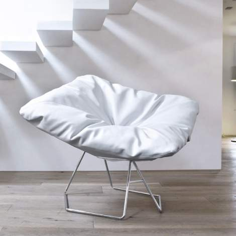 Mask Lounge Chair, Midj Italy