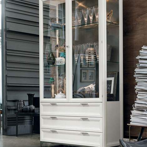 Medea Glass Cabinet, Tomasella Italy