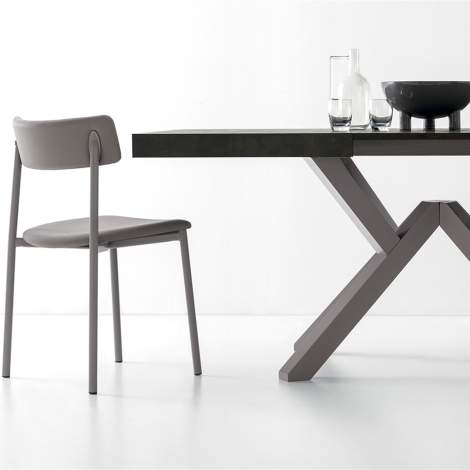 CB/4789 Mikado Dining Table, Connubia by Calligaris Italy
