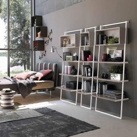 Movida Bookcase, Tomasella Italy