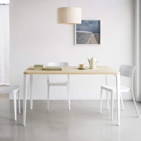 Nenè Rettangolare Dining Table, Midj Italy