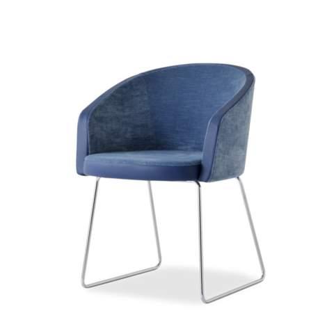 Nest - 02 TE Office Chair, Airnova Italy