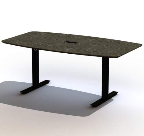 Oslo Electric Height Adjustable Meeting Table, Unique Furniture