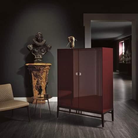 Oriental Bar Cabinet, Alivar Italy