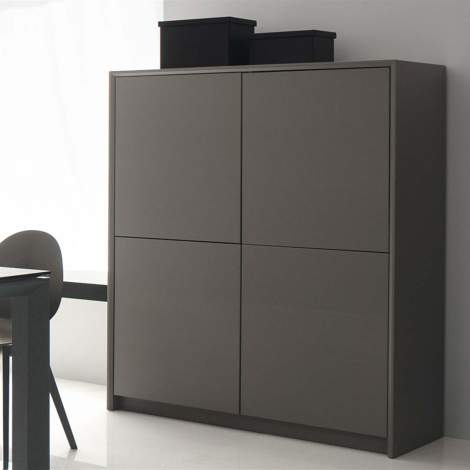 CB/6031-4 Password High Sideboard, Connubia by Calligaris Italy