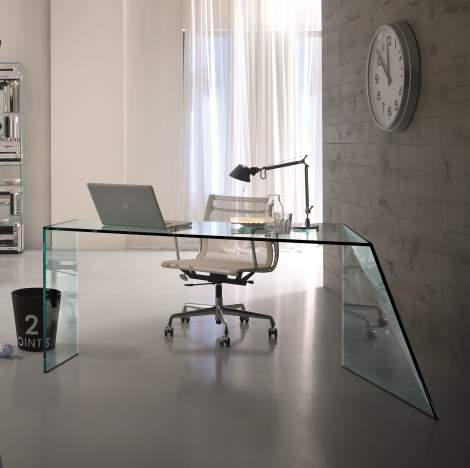 Penrose Office Desk, Tonelli Design
