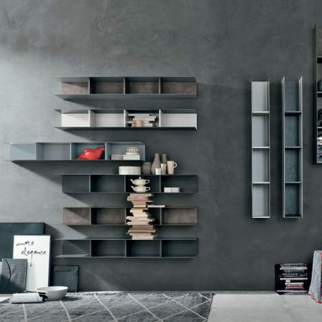 Raster Shelf Unit, Tomasella Italy