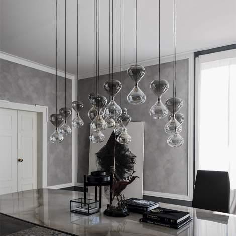Sablier Ceiling Lamp, Cattelan Italia
