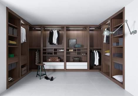 Sipario Walk-In Closet, Pianca Italy