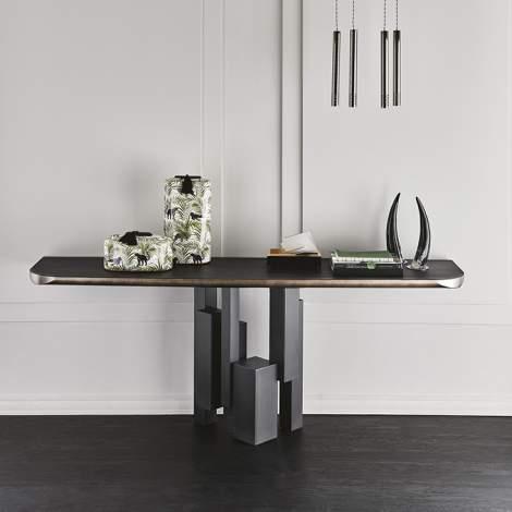 Skyline Wood-C Console Table, Cattelan Italia