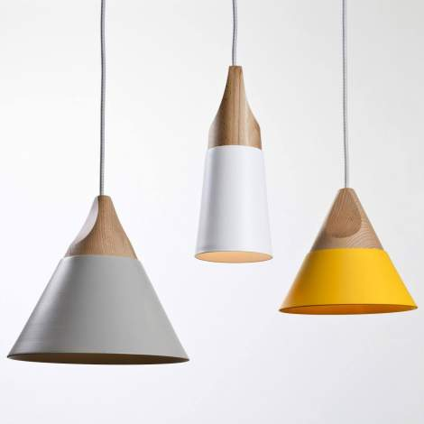 Slope Ceiling Lamp, Miniforms Italy