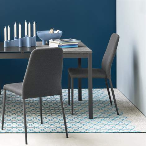 CB/4085-MV Snap Dining Table, Connubia by Calligaris Italy