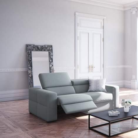 Themis Sofa with Recliner, ROM Belgium