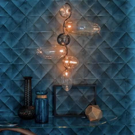 Topaz Ceiling Lamp, Cattelan Italia