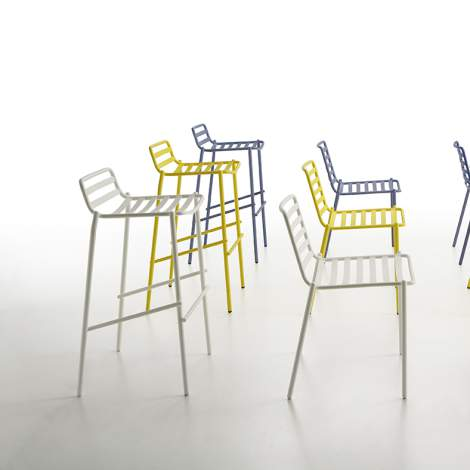 Trampoliere OUT Stool, Midj Italy