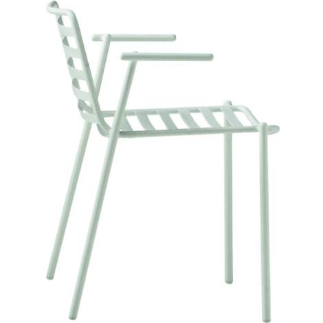 Trampoliere P OUT Chair With Arms, Midj Italy