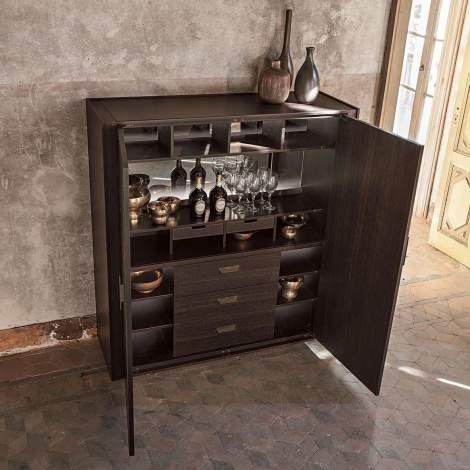 Tratto Bar Cabinet, Alivar Italy