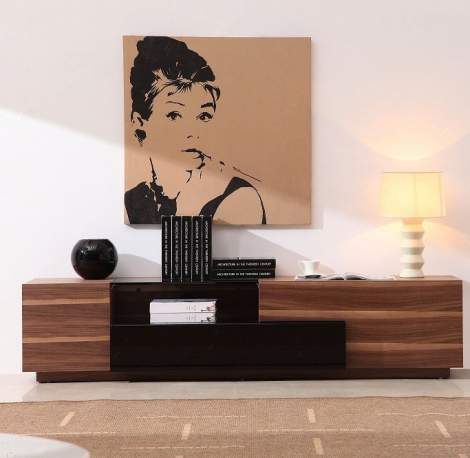 Wave TV Stand