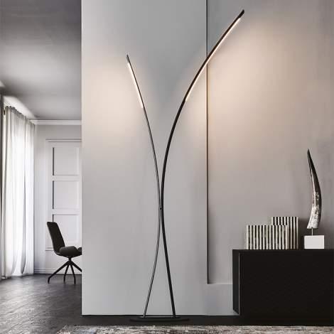 Twin Floor Lamp, Cattelan Italia