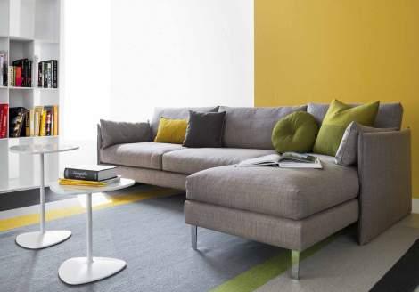 Urban Sectional Sofa CS/3369, Calligaris Italy