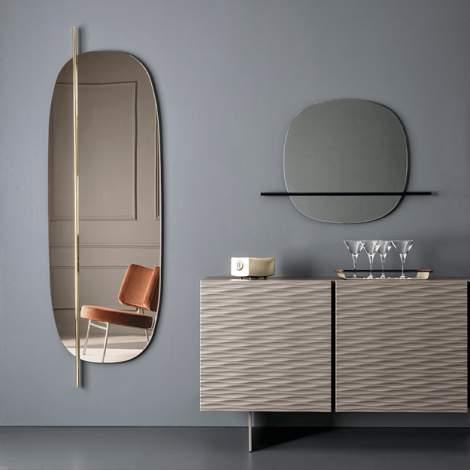 CS/5111-G Vanity Mirror, Calligaris Italy