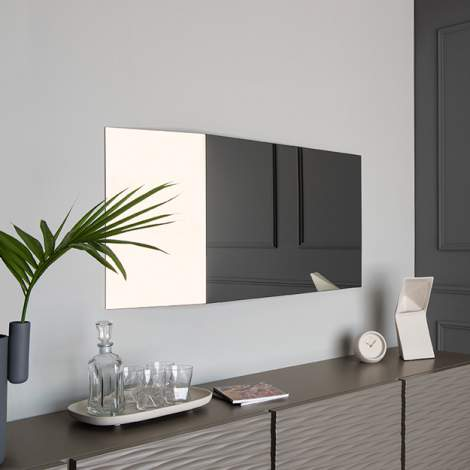 CS/5110-O Viewpoints Mirror, Calligaris Italy