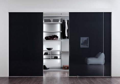 Vista Walk-In Closet #1, Pianca Italy