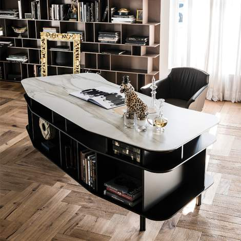 Wall Street Office Desk, Cattelan Italia