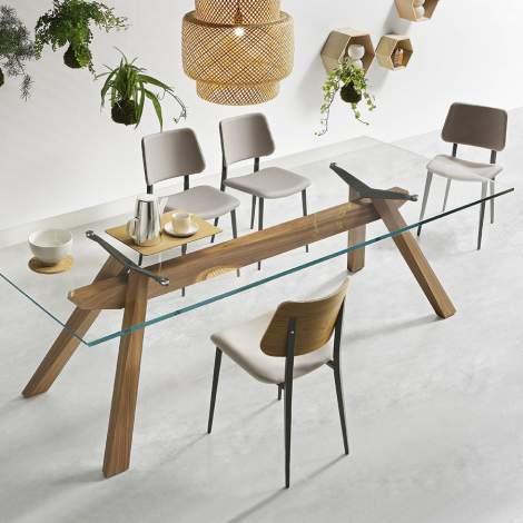 Zeus LG Dining Table, Midj Italy