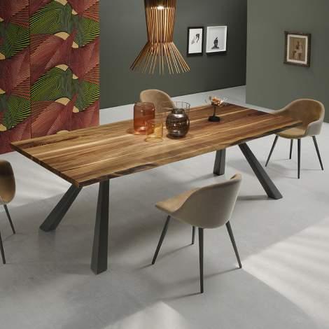 Zeus MT Dining Table, Midj Italy