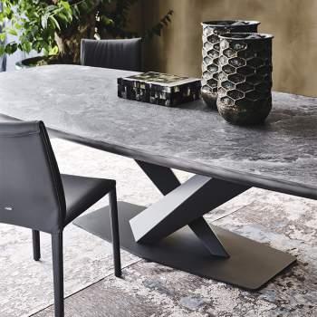 Stratos Keramik Premium Dining Table, Cattelan Italia