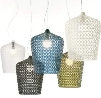 Kabuki Ceiling Lamp, Kartell Italy