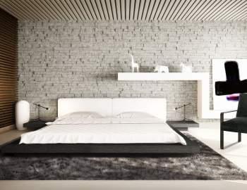 Worth King Bed, Modloft