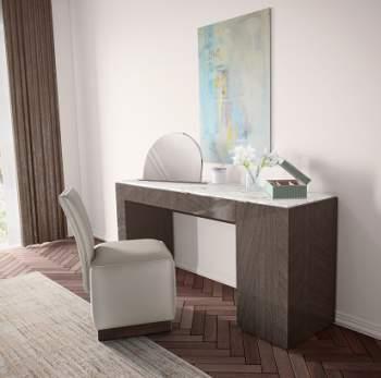 Madison Vanity Desk, Planum Furniture Italy