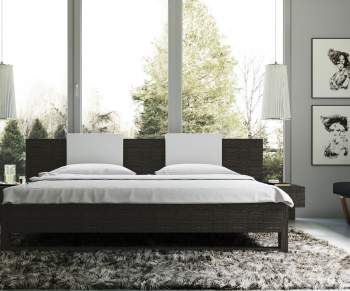 Monroe King Bed, Modloft