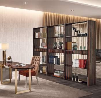 Majestic Floating Bookcase, Planum Furniture Italy