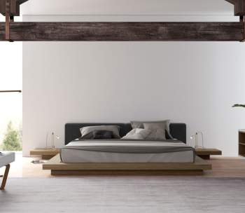Worth Queen Bed, Modloft