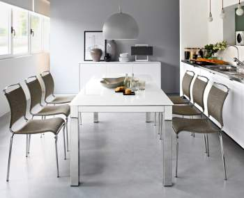 CB/93 Air Dining Chair, Connubia by Calligaris Italy