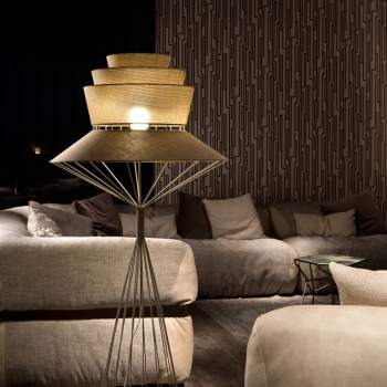 Bolero Floor Lamp, Cattelan Italia