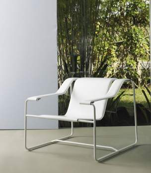 Frederick Lounge Armchair by Modloft